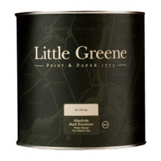 Little Greene's Flat Oil Eggshell